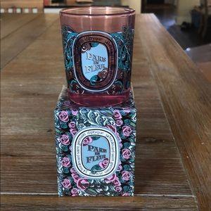 Diptyque Paris en Fleur empty candle jar